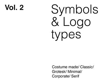 Logotype design vol. 2
