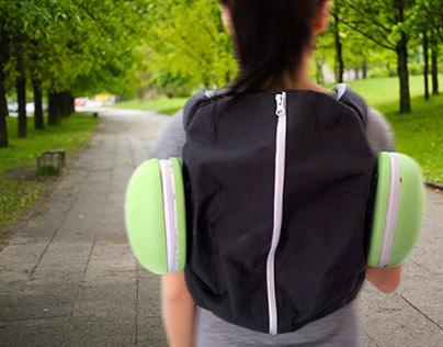 Sensee Backpack