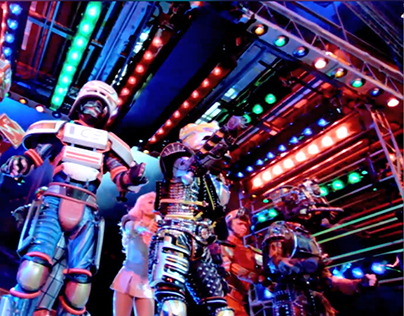 Starlight Express Promotional Showreel