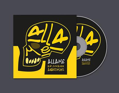 Allame album cover