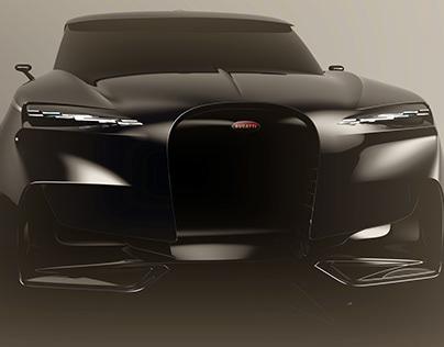 Bugatti Super SUV