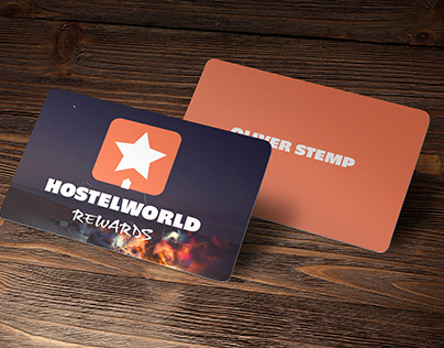 Hostelworld Rewards