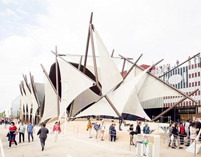 Expo 2015 — Kuwait Pavilion