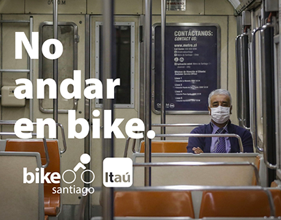 BikeSantiago-No andar en bike