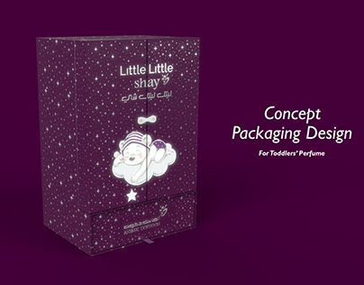 Toddler Packaging Design Concept