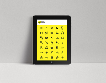 Iconography system for online shop