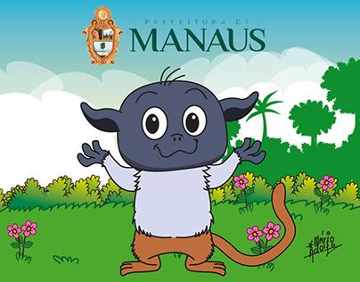 Prefeitura de Manaus - Área de Preservação Sauim
