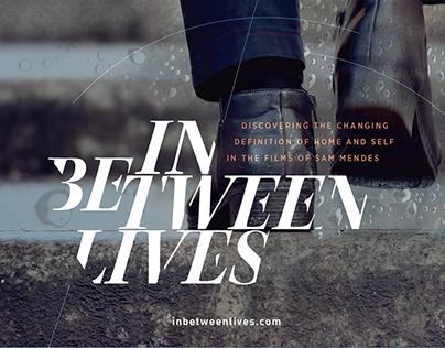 In Between Lives, a Sam Mendes festival: Patterns