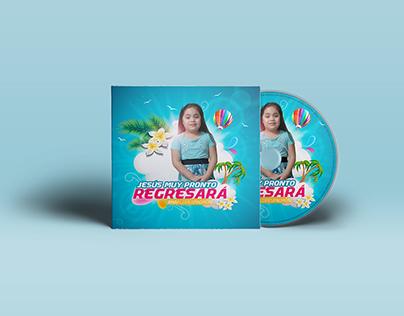 Pronto Regresará | CD ArtWork