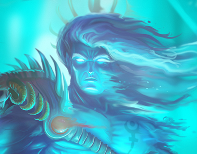 Facing Ancient Gods