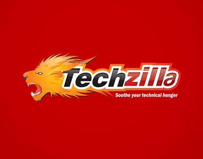 Techzilla logo