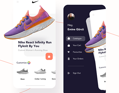 Nike By You Custom Shoes App