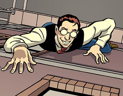 Marvel TL;DR - The Origin of Spider-Man