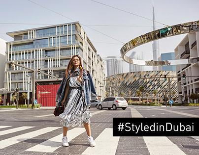DTCM // #StyledinDubai