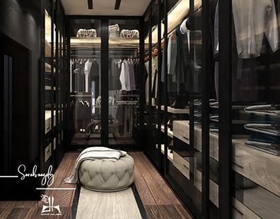 Modern dressing design