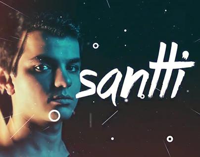 Vídeo Agenda para DJ | Santti
