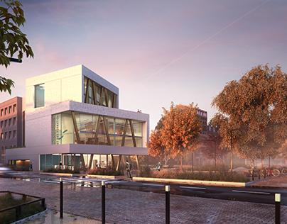 Concours_Université de Strasbourg Topic architecte