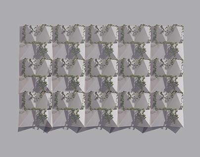 Plus Minus | 3D Print Facade Proposal