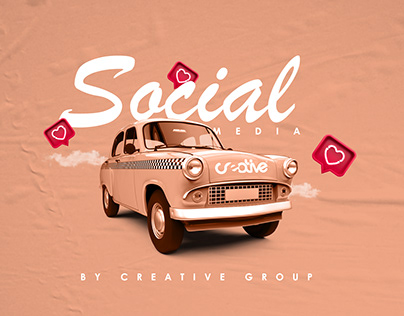 Social Media By Creative Group