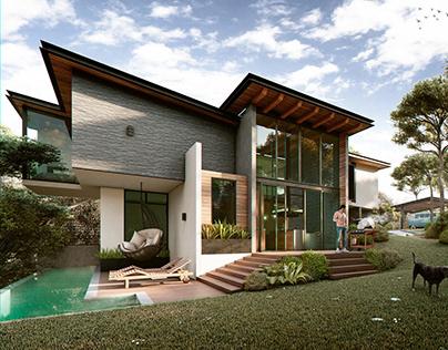 Casa Macondo (Proyecto) / 2020