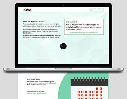 Landing Page - What is a Dependent Audit?