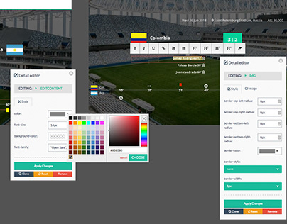 Sporting Theme HTML - Bootstrap 4 | Page Builder Ready
