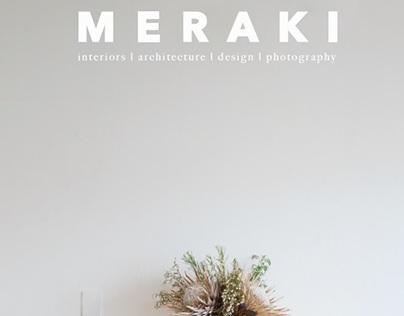 Meraki Magazine - Progress