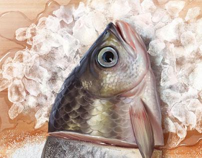 Fresh Fish - Mundo Estranho Magazine.