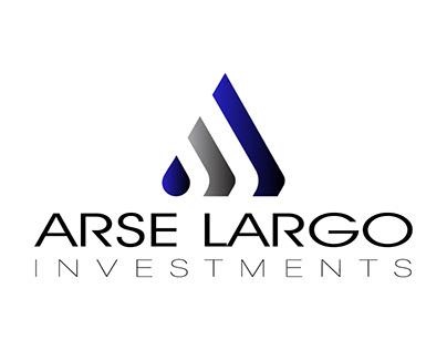 Investment logo - Modern Logo - Brand Identity