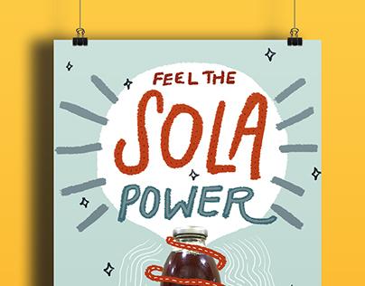 Sola Power Campaign