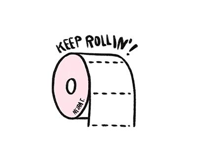 rolling roll