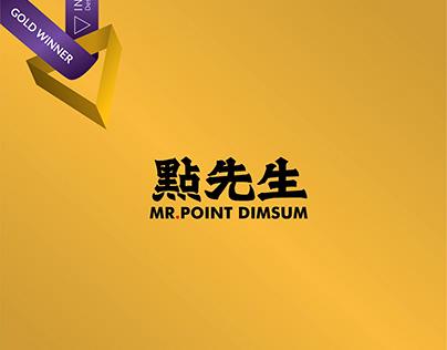 MR.POINT DIMSUM | 點先生 茶樓 · 視覺