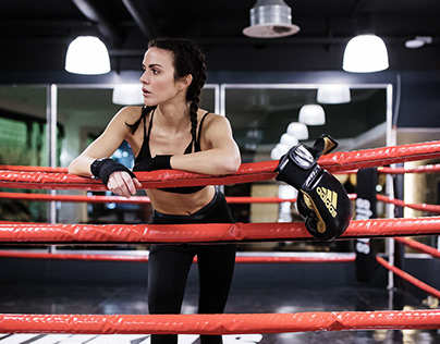 CHIARA AT STEKO'S #BOXING