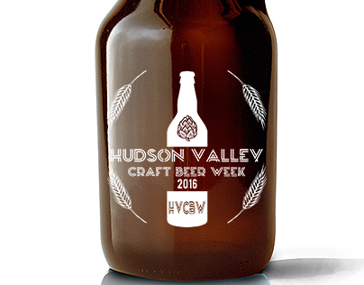 Hudson Valley Craft Beer Week Logo