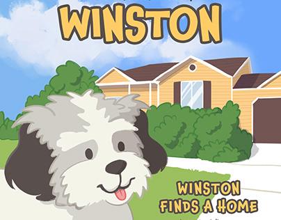 The Adventures of Winston - Children's Book