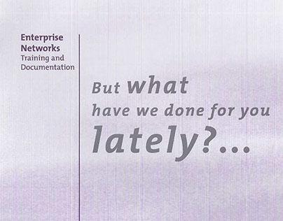 Nortel 8-page brochure