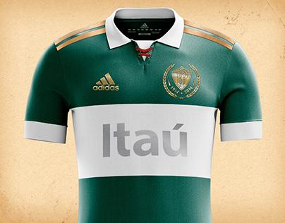 Concept Palmeiras Football Kit 2014