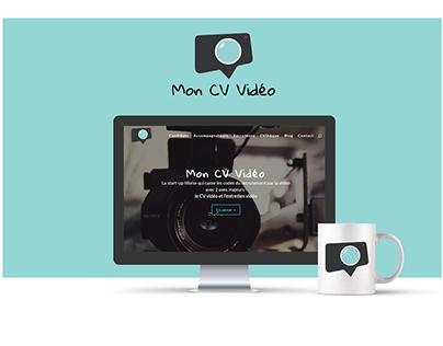Mon CV Vidéo - Website