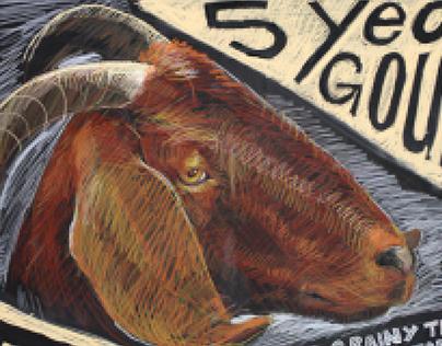 Chalk Signage