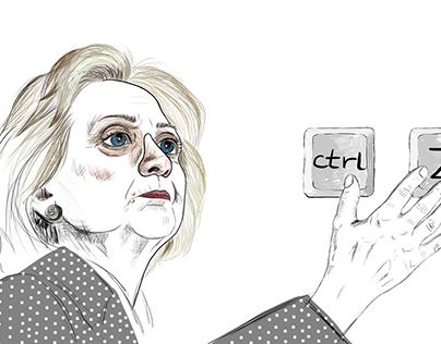 Political Caricatures - 2014