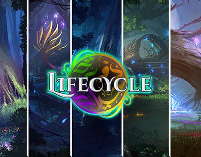 LIFECYCLE TCG (HAYAT GAMES)