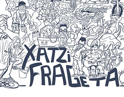 XATZIFRAGETA doodle