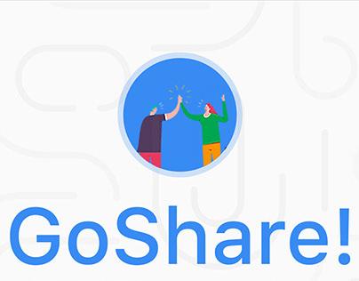 UX/UI GoShare - Food Waste