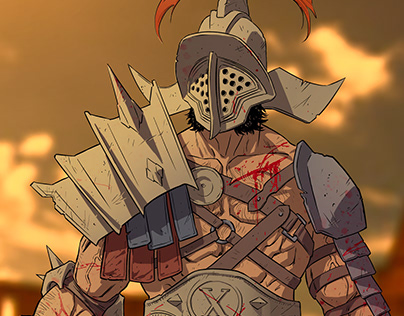 Gladiator Wolverine