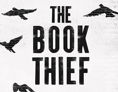 The Book Thief Cover Design