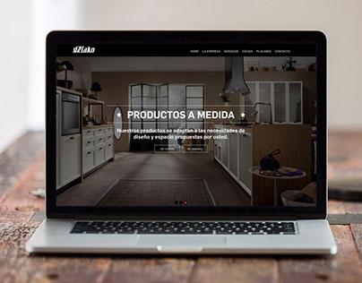 Dziako Web Site