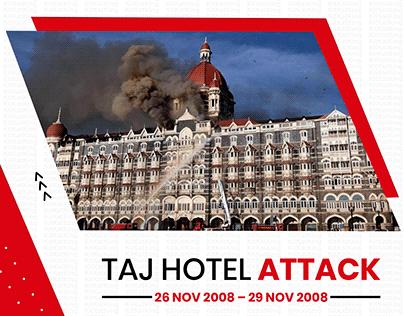 2008 Mumbai Attacks (Taj Hotel)