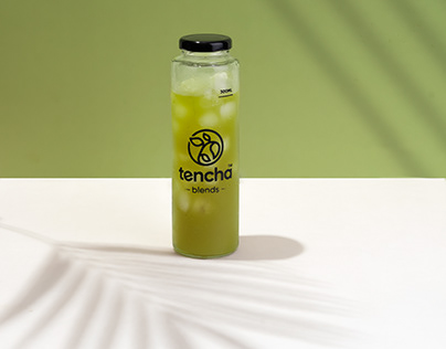 Tencha Blends - Beverage Photography