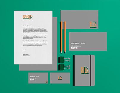 Brand Identy: Briar Patch Real Estate