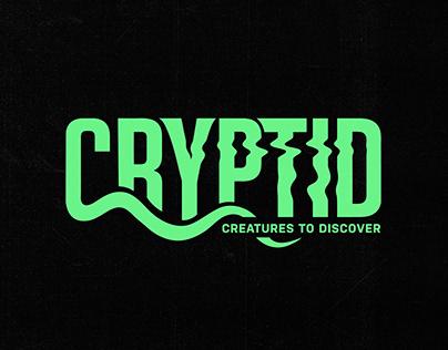 CRYPTID | Brand Identity